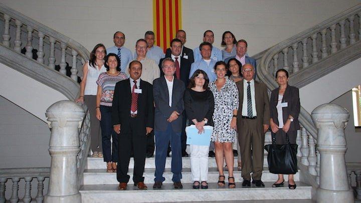 Interim meeting in Barcelona