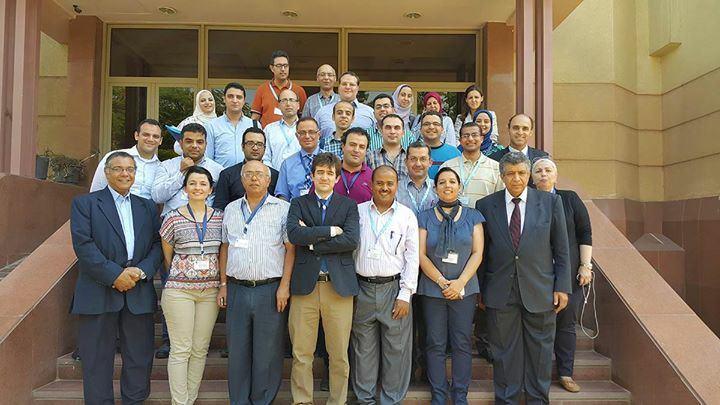 International Seminars meeting in Egypt