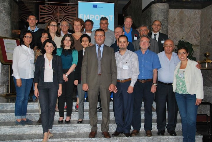 EMPODaT Project – EU countries and EGYPT, LEBANON and MOROCCO