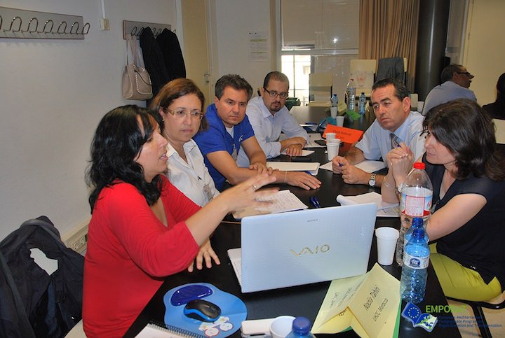 Quality Group meeting in Barcelona