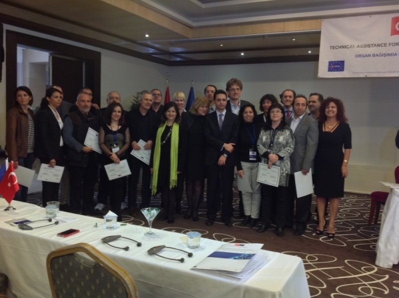 Technical Assistance for Alignment in Organ Donation Project final meeting