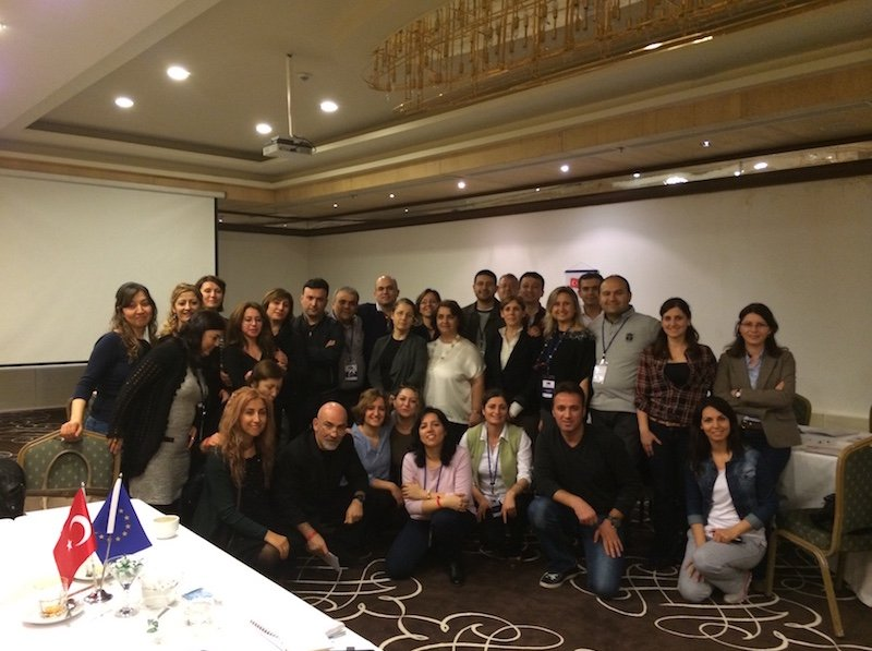Technical Assistance for Alignment in Organ Donation Project training